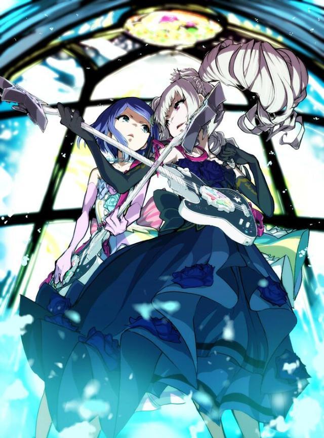 artist 江ノ内愛 prad3 juné rinne duel guitar final version