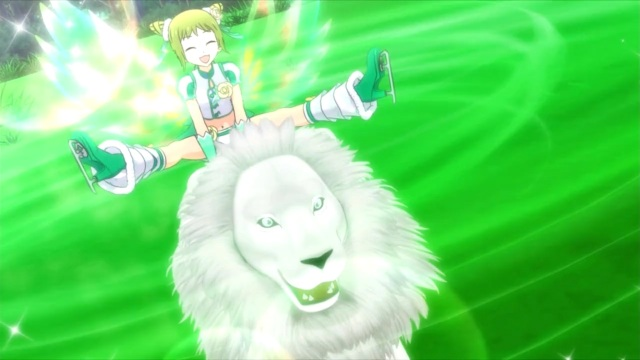 prad3 48 wakana riding a lion