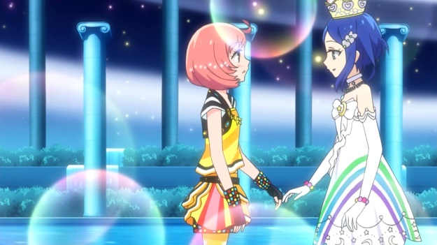 Pretty Rhythm Rainbow Live – 50 | Nekketsu Nikki