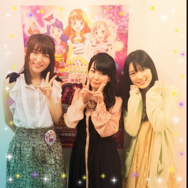 prad3 singing event uchida maaya komatsu mikako kato emiri
