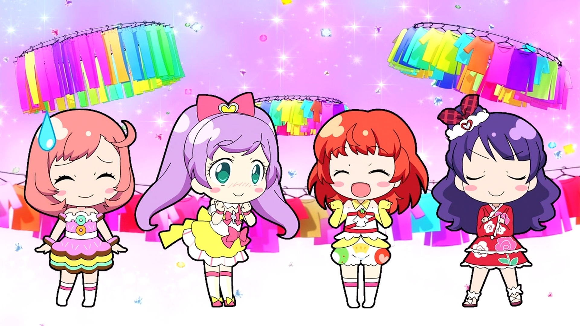 Pretty Rhythm All Star Selection