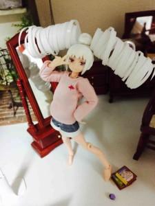 prad3 juné doll figure made by sekigucheap
