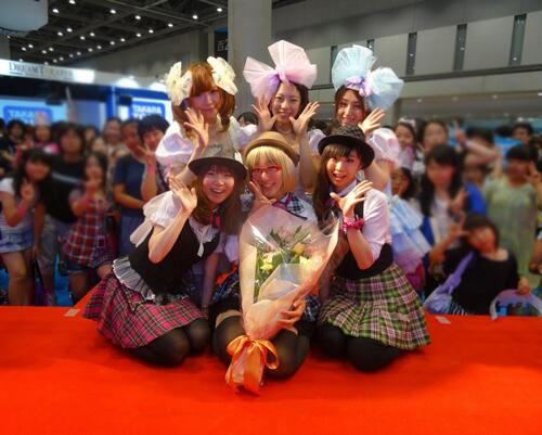 prad those reporters girls but irl at prism queen championship 14th 15th june 2014