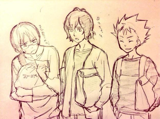 prad3 kazuki hiro kouji buying stuff artist odeco