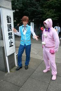 prad5 ikebukuro cosplay festival akaii meganii kuma cosplay from SHONATiN twitter