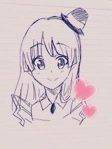 prad5 sophie drawn by kubota miyu