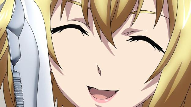 cross ange 8 ange being boss