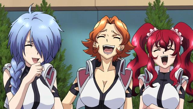 laughing normas cross ange