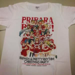 prad pretty thyrhm pripara all star tshirt sold 2014 xmas event