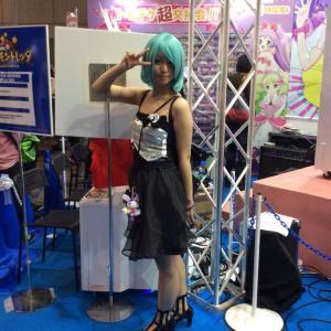 prad5 cosmo cosplay niconico chokaigi 2015