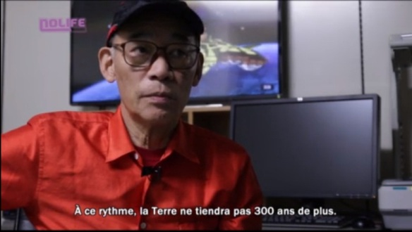nolife g reco tomino interview earth won't last more than 300 years