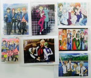 prad6 2D☆STAR Vol.2 posters the two at the bottom right
