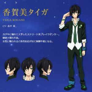 prad6 profile taiga
