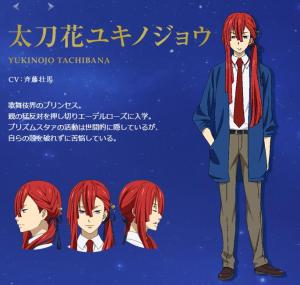 prad6 profile yukinojou