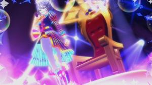 prad5 7342hibiki sitting like a boss king of prism queen