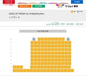 prad 6 25th january screenings reservations 6