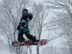 prad GJ nice shot snowboard with all pretty rhythm seasons