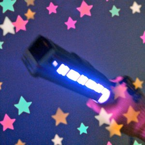 prad Hiro x Kouji Glowstick Train 3