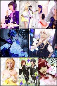 prad kumodoriren cosplay collage 2