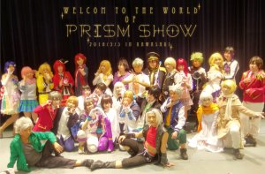 prad Prism Show no Sekai e youkoso 5th march 2016