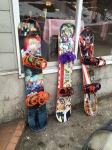 prad3 OTR snowboard
