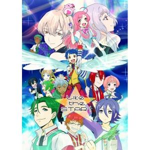 prad6 like the star doujin cover