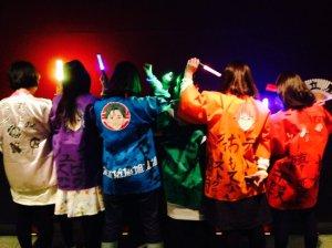 prad6 screening event in umeda february fans character jackets cyacyakooo 1