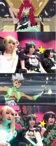 prad6 screening event wakana taiga ann gaijin 4 koma parody cosplay