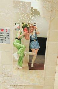 prad6 ann wakana puffy ami yumi cartoon parody costumes cosplay natsuki_botan