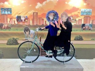 prad6 fan festival OTR bicycle jump Meisama_Q