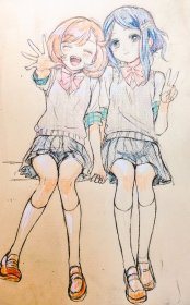 prad3 naru rinne school uniform yoshioka25