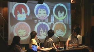 prad6 Kinpri 3rd Prism Elite Meeting short special anime 1