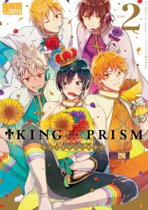 prad6 KING OF PRISM by PrettyRhythm comic anthology VOL.2 DNA cover I bought the first one release august 3 2016