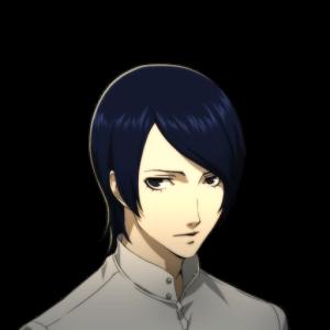 persona 5 portrait yusuke