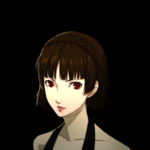 persona 5 portrait makoto